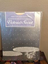 Vintage Victoria's Secret Sheer To Waist Pantyhose Style# 143-220 NIP Very Nice
