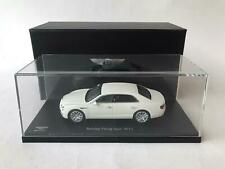 Kyosho Bentley Flying Spur W12 glacier white 1/43 05561GW
