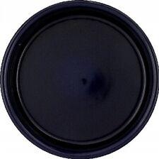 "CERAMIC DISH 9"" Ceramic Deco-Ware Dish in Cobalt Blue 1 Bowl, Standard Dog Bowl"