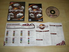 RISE OF NATIONS Pc Cd Rom RTS  FAST DISPATCH