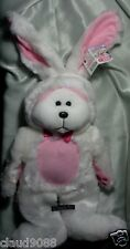 SKANSEN CUDDLY KID HOPSCOTCH THE EASTER BUNNY BEAR-PINK MINT WITH MINT TAG 02/13