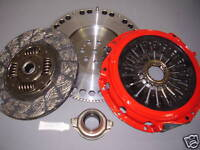 VW VR6 SPORTS CLUTCH AND G60 FLYWHEEL - GOLF 1.9TDI MK4 MADE WITH CARBON NITRIDE