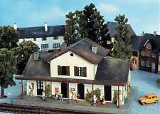 Gauge H0 Kit Small town Railway station 154 NEU