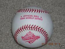 Official 1994 World Series Baseball