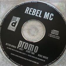 Rebel MC promo