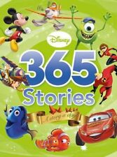 Disney 365 Stories: A Story a Day,Parragon Books Ltd- 9781474834971