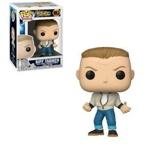 Funko Pop Vinyl Biff Tannen Figure. Back To The Future 963