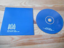 CD Indie Future Pilot Aka - Tiny Waves Mighty Sea (13 Song) Promo GEOGRAPHIC cb