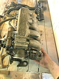 Ford Pinto EFI Setup Manifold etc Mk1 MK2 Escort Sierra Capri Cortina Turbo