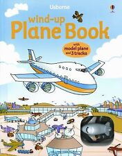 Wind-up Plane by Heather Amery (2009, Board Book)