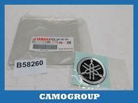 Coat of Arms Emblem Logo Badge Original YAMAHA R1-TMAX-TDM-YZ-YZF 5PW2413B00