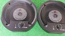 MONACOR CRB 2600 CAR-SPEAKER 160W max. 2-WEGE allerhöchste Qualität HT regelbar