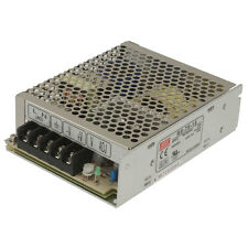 Mean Well RS-75-15 AC to DC Power Supply Single Output 15 Volt 5 Amp 75 Watt
