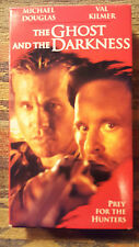 The Ghost and the Darkness (VHS, 1997)