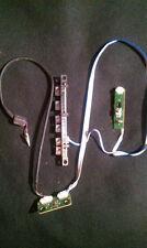Samsung LE37S62BX IR receiver,button. BN41-00712A / BN41-00711A / BN41-00709a