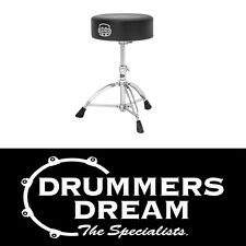 Mapex T550a Drum Throne Stool Round Top 13'' Double Braced