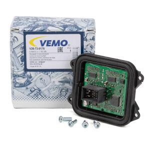 VEMO Steuergerät Kurvenlicht für BMW 3er E90/91/92/93 X5 E70 X6 E71 63117182396