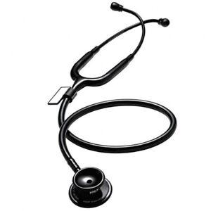 RETURNED MDF Instruments MD One Premium Dual Head Stethoscope Black