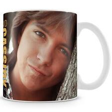 David Bruce Cassidy Commemorative Mug - 1950 - 2017 Ceramic Coffee Mug