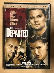 The Departed (DVD, 2006, Widescreen) - F0210