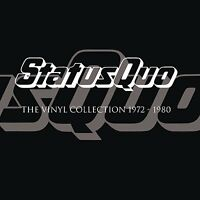 Status Quo - The Vinyl Collection 1972-1980 VINYL Box Set
