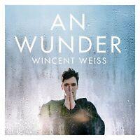 WINCENT WEISS - AN WUNDER   CD SINGLE NEU