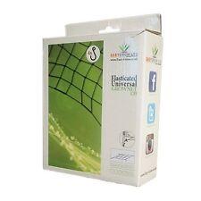 Elasticated Universal Grow Net Netting 120cm 1.2m Hooks Plant Scrog Stretch Easy