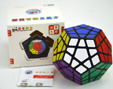 Brain Teaser 12 Sides Multicolored Megaminx Puzzle Game Toy Speed Magic Cube