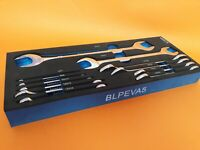 Blue Point NEW 6-32mm Open End Spanner Set in EVA Foam As sold by Snap On