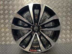 """GENUINE FIAT STILO TIPO 17"""" ALLOY WHEEL RIM 52061674 (GG17)"""