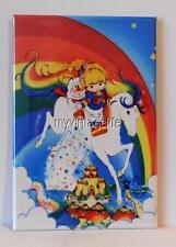 "RAINBOW BRIGHT TWINK & STARLITE  2"" x 3"" Fridge MAGNET Art"