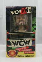 WCW NWO- Diamond Dallas Page- 1998 Big Boys Collectible Figure- Toy Biz- New WWE