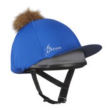Lemieux Women's Pom Silk Hat - Blue, One Size