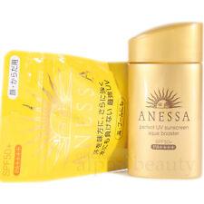 Shiseido Japan Anessa Perfect UV Aqua Booster Sunscreen Lotion 60ml SPF50+ 2017