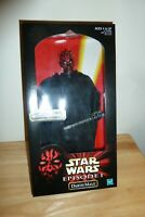 Star Wars Episode I DARTH MAUL 12 Inch Figure 1998 NIB