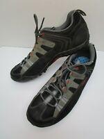 Specialized Tahoe Body Geom Mtb Shoes 6120-1046 w/ SPD Cleats mens US 12 EU 46