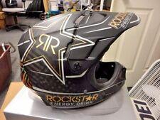*Fox Racing- V4 Rockstar Helmet # 02736-001-Small, Black*