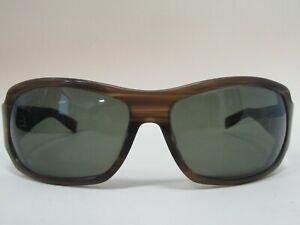 Oliver Peoples Specialist Women's Green Horn Sport Prescription Sunglasses