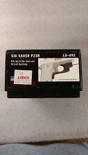 Crimson Trace Red Laser Grip #Lg-492 for Sig Sauer P238