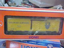 LIONEL,,,,# 17258-----D&H BOXCAR,,, DIE CAST FRAME