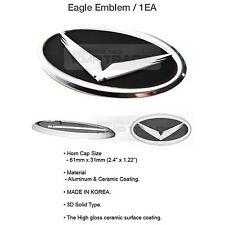 Eagle Steering Wheel Horn Cap Emblem 1EA for HYUNDAI 2010-2013 Tucson ix / ix35