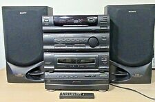 Sony Compact HI-FI Stereo System LBT-D560 with Remote Control