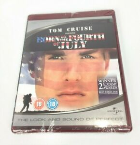 Born On The Fourth Of July (HD DVD, 2007) Only For HD-DVD Players Sealed