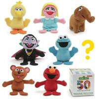 GUND SESAME STREET BLIND BOX RANDOM SERIES 2 PLUSH TOY 50TH ANNIVERSARY 8CM