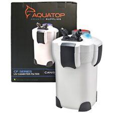 Aquatop CF Canister Filter W/UV Clarification 525 GPH Aquariums up to 175 Gallon