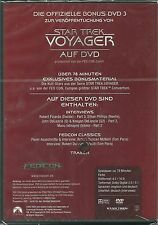 Star Trek Voyager Bonus DVD 3 FedCon Neu OVP Sealed