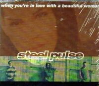 Steel Pulse When you're in love with a beautiful woman (1997) [Maxi-CD]