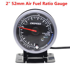 "DC12V Universal Car Auto 2.5"" 60mm Digital LED Air/Fuel Ratio Motor Gauge Meter"