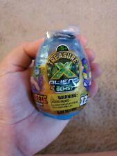 Treasure X Aliens Ooze Egg Blind Bag Mystery -  Find Real Gems - NEW
