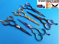 "5.5"" ELECTRA BARBER HAIRDRESSING SALON HAIR CUTTING SCISSORS SHEARS RAZOR SHARP"